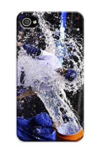 DIY Personalized MLB Tampa Bay Rays Hard Cover Case Fit For iPhone 4/4S