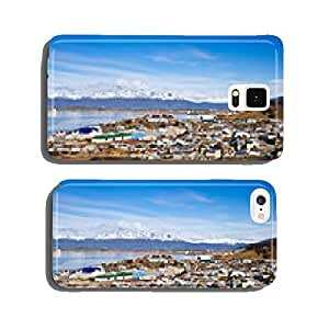 Ushuaia. Colourful houses in the Patagonian city, Argentina cell phone cover case iPhone6 Plus