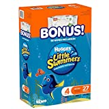 Health & Personal Care : Huggies Little Swimmers Disposable Swimpants Medium - 25 Pair Swimpants plus bonus 56 Wipes