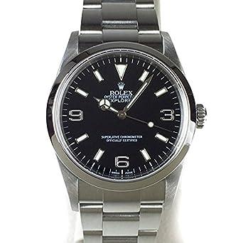 detailed look b585b 360fe Amazon | [ロレックス]ROLEX 腕時計 エクスプローラー1 F番 ...