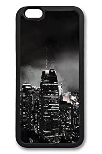 6 Case, iPhone 6 Case Gotham City Noir Ideas TPU Silicone Gel Back Cover Skin Soft Bumper Case Cover for Apple iPhone 6 by mcsharksby Maris's Diary