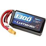 Lumenier 1300mAh 4s 95c Lipo Battery (XT60)