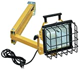 Loading Dock Spotlight - BLL Series; Description: Halogen Incandescent, Double Arm; Length: 40''; Suggested Location Type: Dry Location