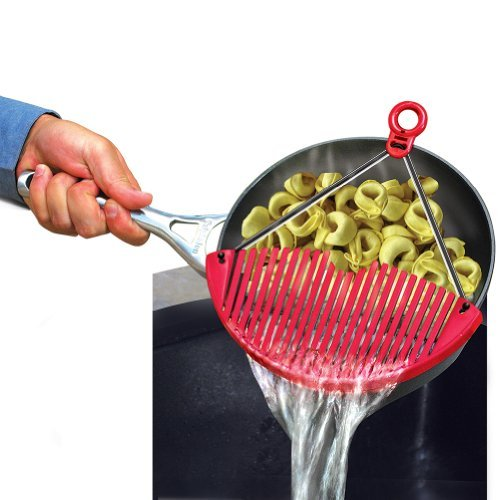 Better Strainer As Seen On TV - Expandable Colander For Any Pot Pan Or Bowl