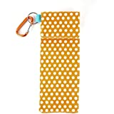 pCase - Carrying case for the pStyle, Tangerine