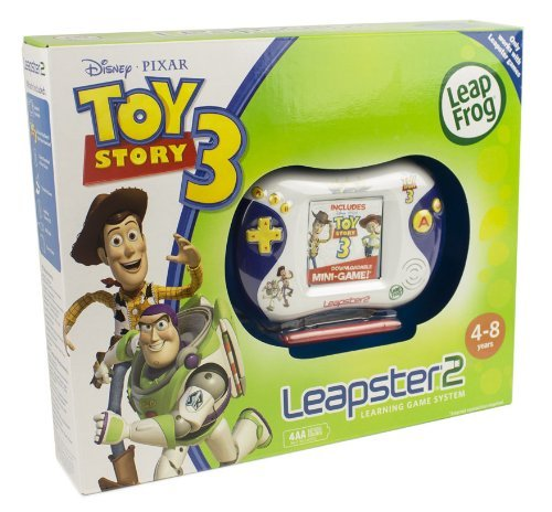 LeapFrog Leapster 2 Learning System With Downloadable Disney-Pixar Toy Story 3 Game by LeapFrog (Image #3)
