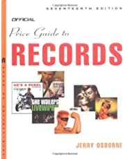 The Official Price Guide to Records, Edition #17