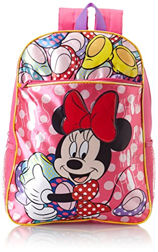 Disney Little Girls Minnie Backpack