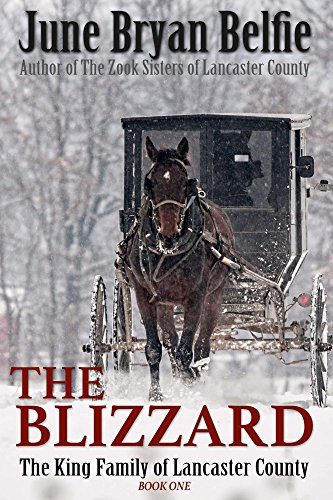 The Blizzard (The King Family of Lancaster County Book 1) by [Belfie, June]
