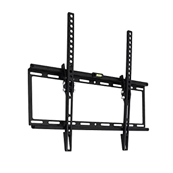 Todeco - Soporte de Pared para TV, Soporte de Pared Ajustable - VESA mínimo: 75 x 75 - VESA ...