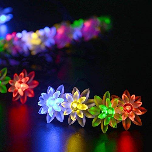 Flower Patio Lights in US - 3