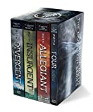 img - for Divergent Series Four-Book Paperback Box Set: Divergent, Insurgent, Allegiant, Four book / textbook / text book