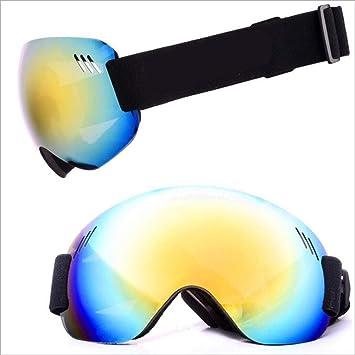 Tcbolsillo Gafas Polarizadas, Gafas De Esquí, Gafas Esféricas Antivaho Y Resistentes A La Arena