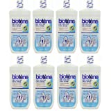 8 Pack Wholesale Lot Biotene Oral Rinse Mouthwash for Dry Mouth Symptoms 33.8 oz