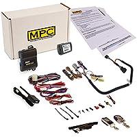 MPC Plug & Play 2-Way Remote Start & Keyless for Jeep Wrangler 2007-2018