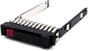 2.5inch 500223-001 SAS&SATA HDD Tray Compatible for HP G5 G6 G7 DL380 DL360 DL580 BL460c ML350 ML370 ML570 378343-002