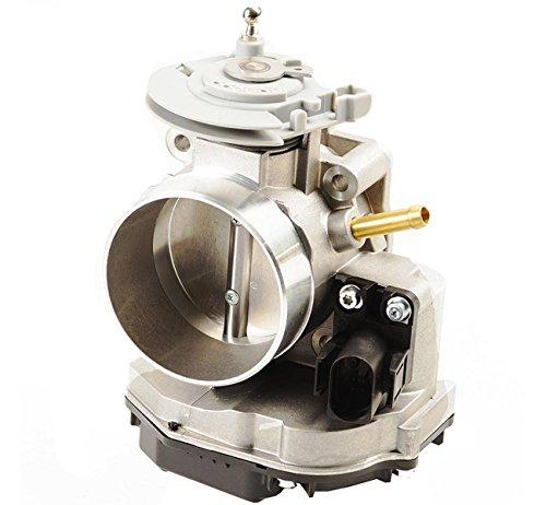 (Bapmic 078133063AH Fuel Injection Throttle Body for Volkswagen Audi A4 A6 Quattro Passat)