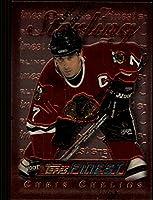 1995-96 Finest #121 Chris Chelios B