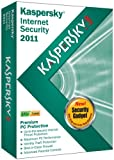 Kaspersky Internet Security 2011 3-User [Old Version]