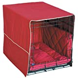 Classic Cratewear Extra Large Burgundy 42'' x 28'' (3 Pack)