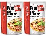 Paleo Pizza Crust Mix (2 Mix Pack) (Gluten Free & Grain Free) 12oz