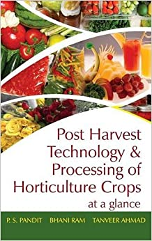 Post Harvest Technology And Processing Of Horticulture Crops por P.s. Pandit epub