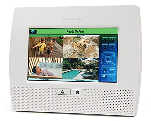LYNX Touch System Honeywell full-color touchscreen WiFi compatible