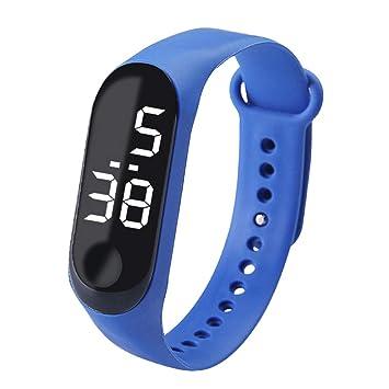 Almencla Smartwatch Android/Relojes Inteligentes Hombre Pantalla A ...