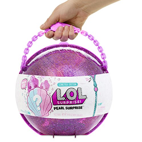 L.O.L. Surprise! Pearl Style 2 Unwrapping Toy