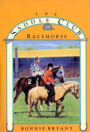 book cover of Racehorse