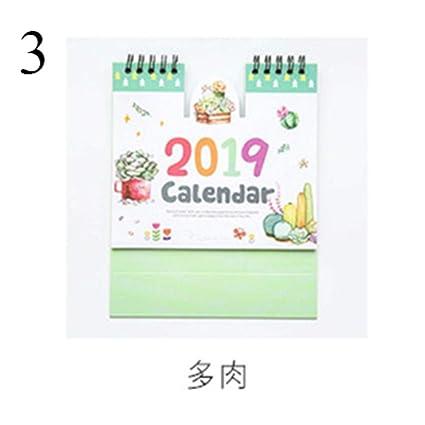 Calendario Giapponese Animali.Grea Cats Calendario Da Tavolo In Piedi Cartone Animato