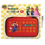 Super Mario Hard Pouch for Nintendo 3DS Red