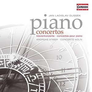 Dussek: 2 Piano Concertos
