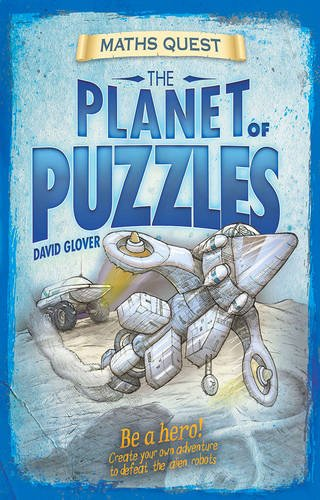 The Planet of Puzzles. David Glover