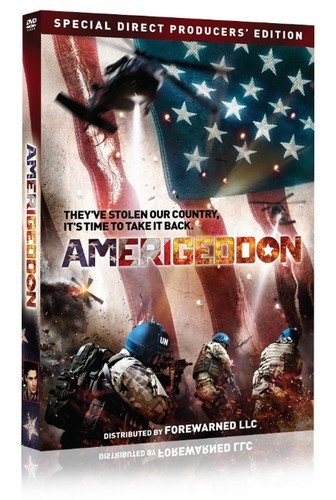 DVD : Amerigeddon (Dolby, AC-3, Widescreen)