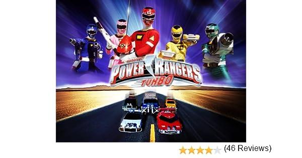 Amazon.com: Power Rangers Turbo Season 1: Jason David Frank;Blake Foster;Nakia Burrise, Haim Saban & Toei Company LTD