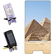 Egypt pyramids Smartphone image STAND / Holder for cell phones Great Gift Idea