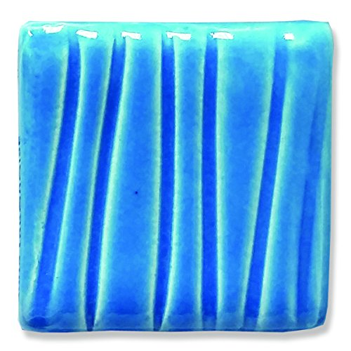 Speedball 004009 Earthenware Glaze, Turquoise, 16 oz