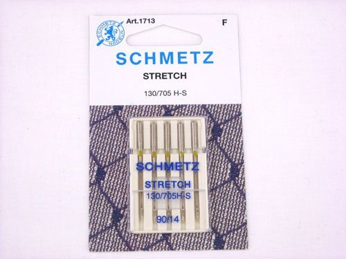 Schmetz Stretch Needles, size 90/14 Vogue' s Supplier