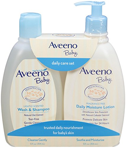 Aveeno-Baby-Daily-Moisture-Lotion-Fragrance-Free-12-Ounce-Pack-of-6