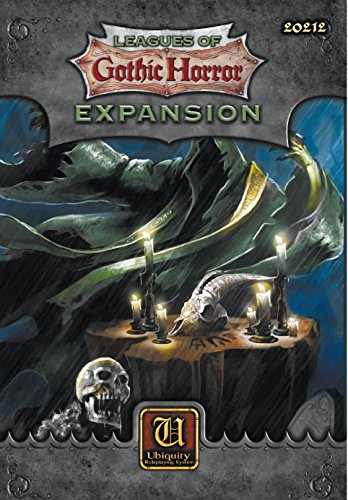 Leagues of Gothic Horror: Expansion (Ubiquity)(TAG20212)