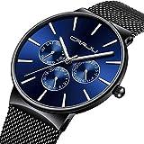 Men's Watch Unisex Minimalist Watch...