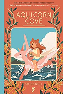 Book Cover: Aquicorn Cove
