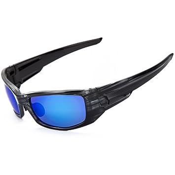 10cec80731a Shieldo Polarized Sports Sunglasses for Men and Women Fashion Driving  Fishing Mountain Motorcycle