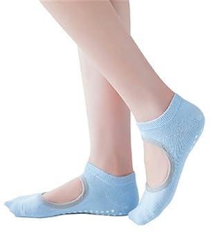 Luemdss Ballet Antideslizante De Moda Calcetines De Yoga ...