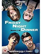 Friday Night Dinner - Series 1 - 5 [DVD] [2018]
