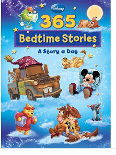 365 Bedtime Stories, a story a day