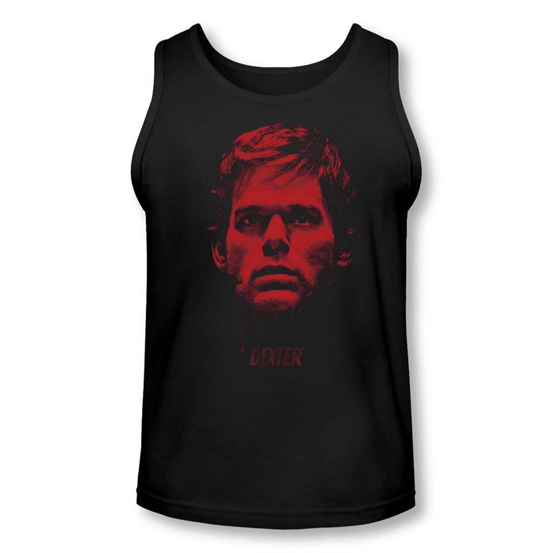 Dexter - Mens Bloody Face Tank-Top