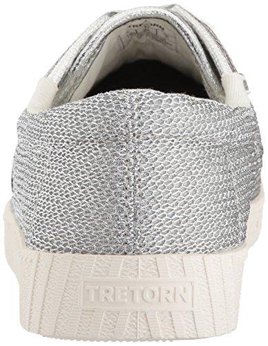 Sneaker Da Donna In Nylite17plus Tretorn Argento