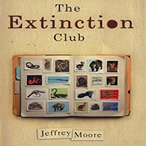 The Extinction Club Audiobook